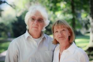 Birgit und Werner Wilhelm Weyers